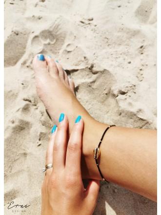 """Apyrankė ant kojos ,,GOLD SEA SHELL"""""""