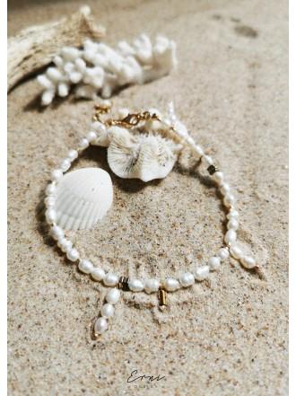 """Apyrankė ant kojos ,,Sand and pearls"""""""