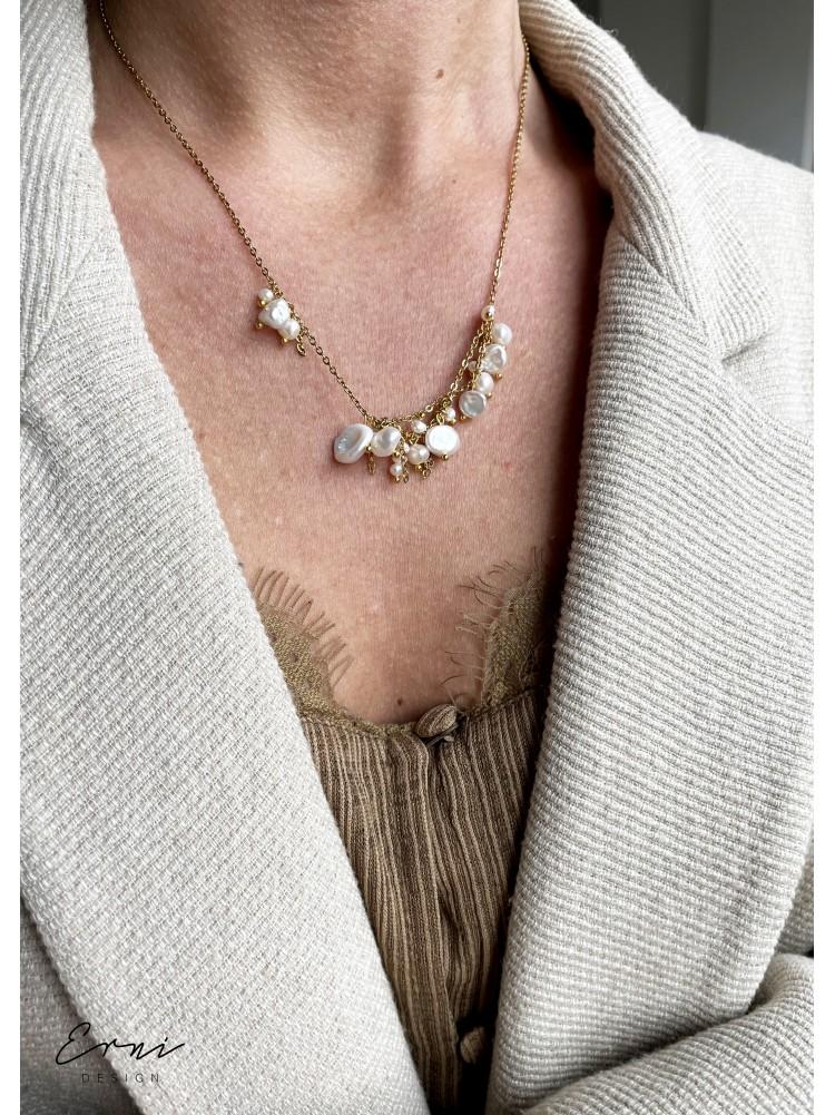 """Grandinėlė su perlais ,,Julie"""""""