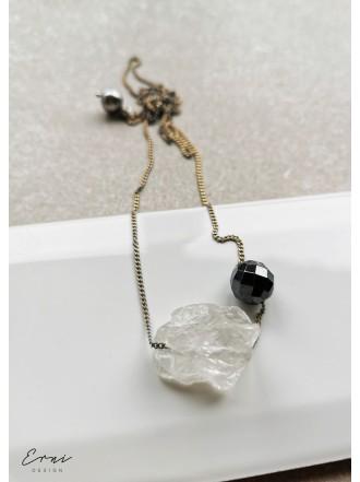 "Pakabukas ,,SIMPLE - mountain crystal"""